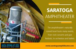Saratoga Amphitheater Concerts | saratogaamphitheater.com