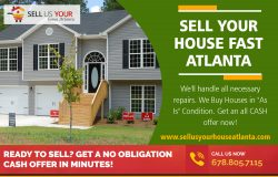 Sell Your House Fast Atlanta|www.sellusyourhouseatlanta.com|6788057115