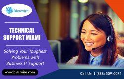 Technical Support Miami