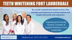 Teeth Whitening Fort Lauderdale