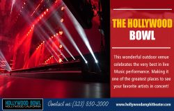 The Hollywood Bowl|hollywoodamphitheater.com|Call Us-3238502000