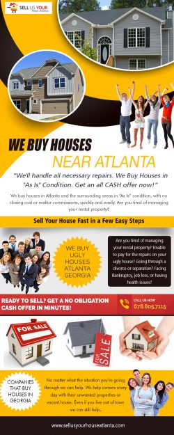 We Buy Houses|www.sellusyourhouseatlanta.com|6788057115