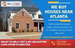 We Buy Houses near Atlanta|www.sellusyourhouseatlanta.com|6788057115