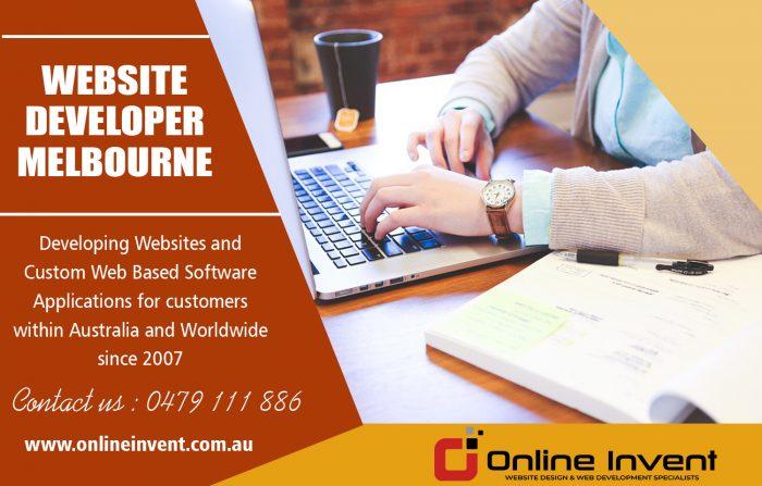 Website Developer Melbourne