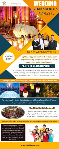 Wedding Venues Rentals in Naples FL