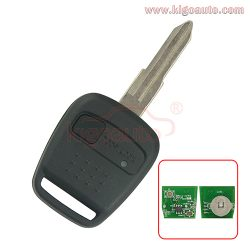 Remote key 1button 315Mhz for Nissan Bluebird