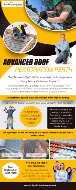 Advanced Roof Restoration