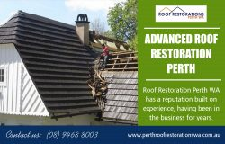 Advanced Roof Restoration Perth