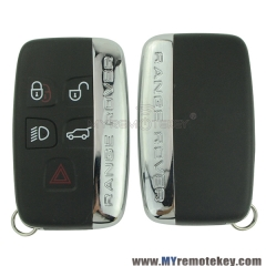 Smart key for Landrover Range Rover KOBJTF10A PCF7945 HITAG 2 434mhz