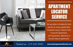 Best Apartments in Dallas | 2146249892 | taylorapartmentlocator.com