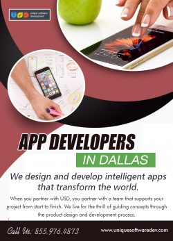 App developers in Dallas