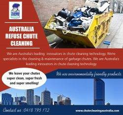 Australia Refuse Chute Cleaning