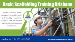 Basic Scaffolding Training Brisbane