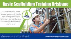 Basic Scaffolding Training Brisbane
