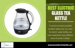 Best Electric Glass Tea Kettle