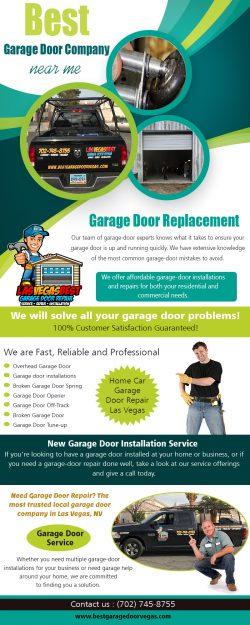 Best Garage Door Company near me