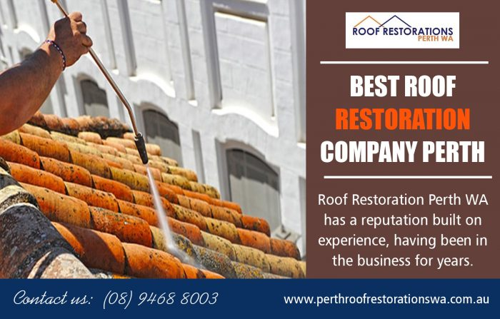 Best Roof Restoration Company