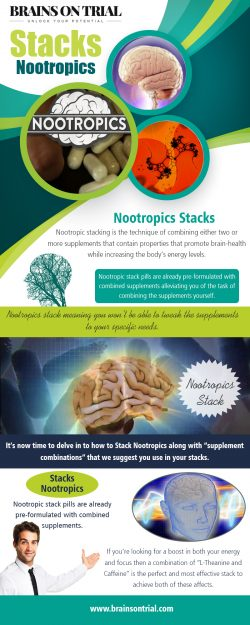 Best Stacks Nootropics