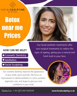 Botox Near Me Prices|facialsculpting.co.uk|Call 07340093939
