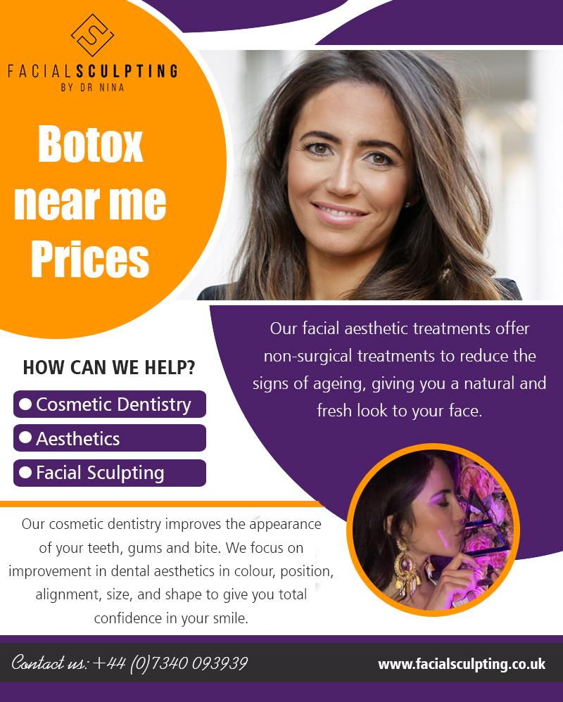 Botox Near Me Prices facialsculpting.co.uk Call 07340093939