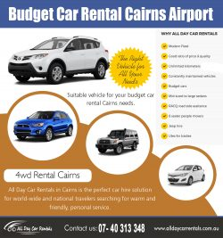 Budget Car Rental Cairns Airport | 740313348 | alldaycarrentals.com.au