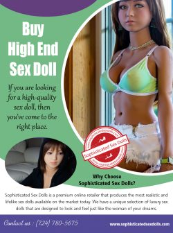 Buy High End Sex Dolls