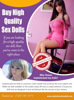 Buy High Quality Sex Dolls