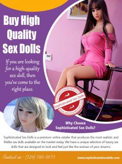 Buy High Quality Sex Dolls