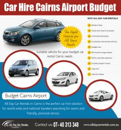 Car Hire Cairns Airport Budget | 1800707000 | alldaycarrentals.com.au