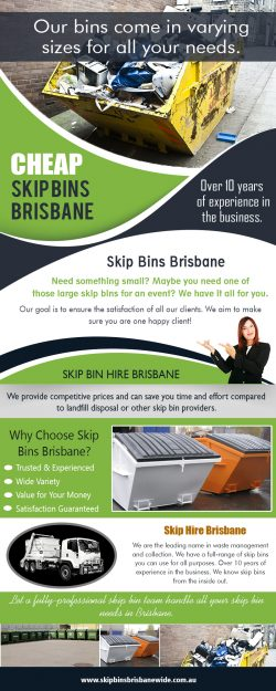 Cheap Skip Bins in Brisbane | Call : 0721021262 | skipbinsbrisbanewide.com.au