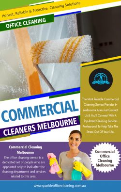 Commercial Cleaners Melbourne