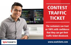 Contest Traffic Ticket