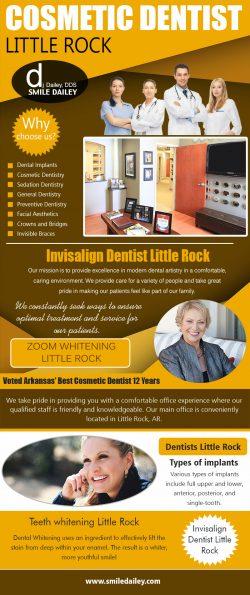 Cosmetic Dentist Little Rock