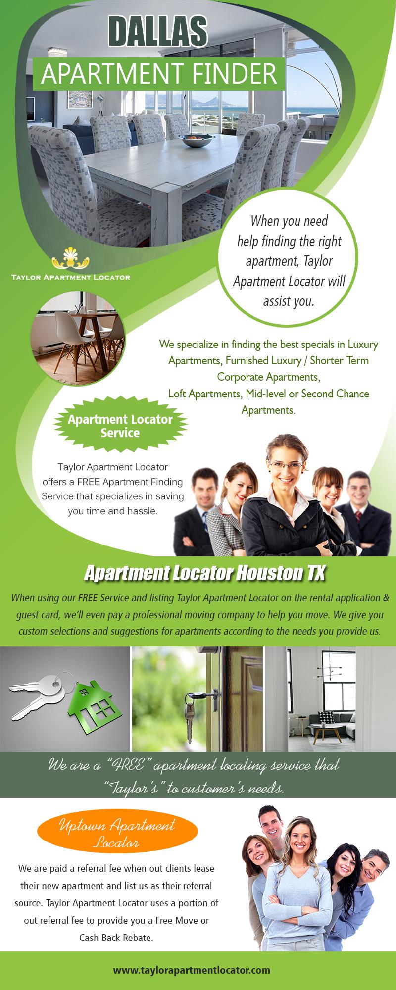 Dallas Apartment Finder | 2146249892 | taylorapartmentlocator.com