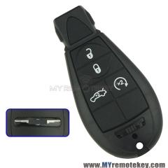 Fobik key Europe Model 434mhz 4 button for Chrysler Jeep Dodge