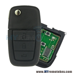 Remote key for Holden VE Commodore 3 button with horn ID46 434mhz