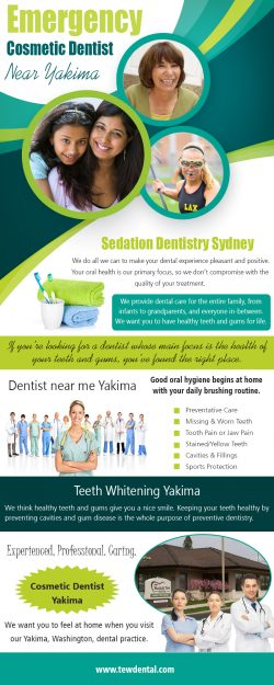 Emergency Cosmetic Dentist Veneers Yakima | 509728932 | tewdental.com