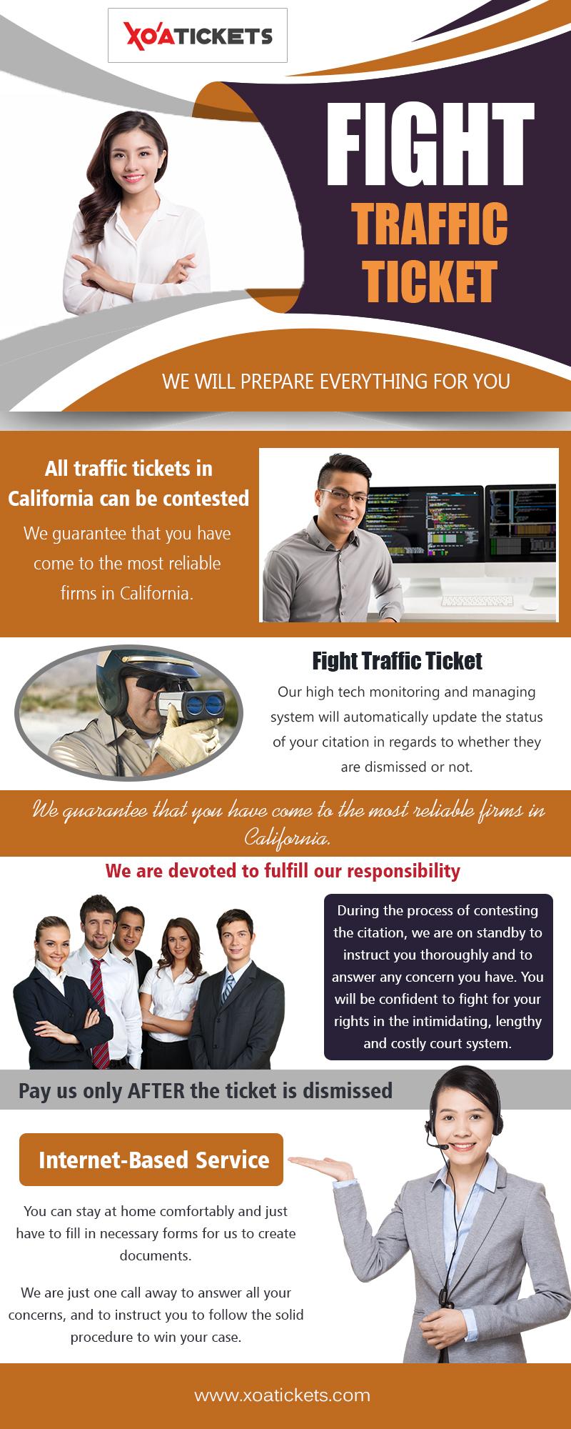 Fight Traffic Ticket