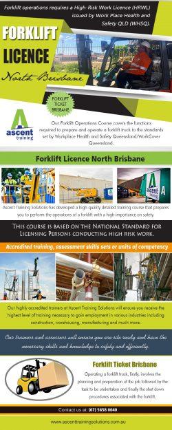 Forklift Licence North Brisbane