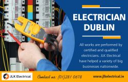 Hire Electrician Dublin | Call – 01 281 0678 | jlkelectrical.ie