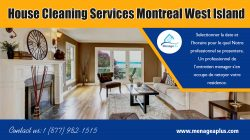 House Cleaning Services Montreal West Island