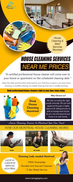 House Cleaning Services Near ME Prices