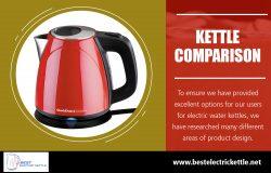 Kettle Comparison