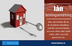 lån betalningsanmärkning