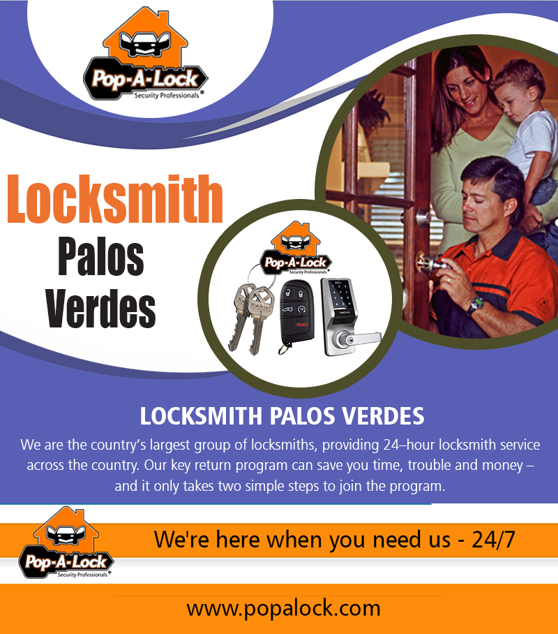Locksmith Palos Verdes | 4234996266 | popalock.com