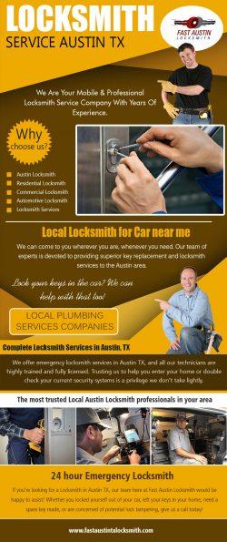 Locksmith Service Austin TX