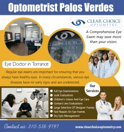 Optometrist Palos Verdes | 3105389797 | clearchoiceoptometry.com