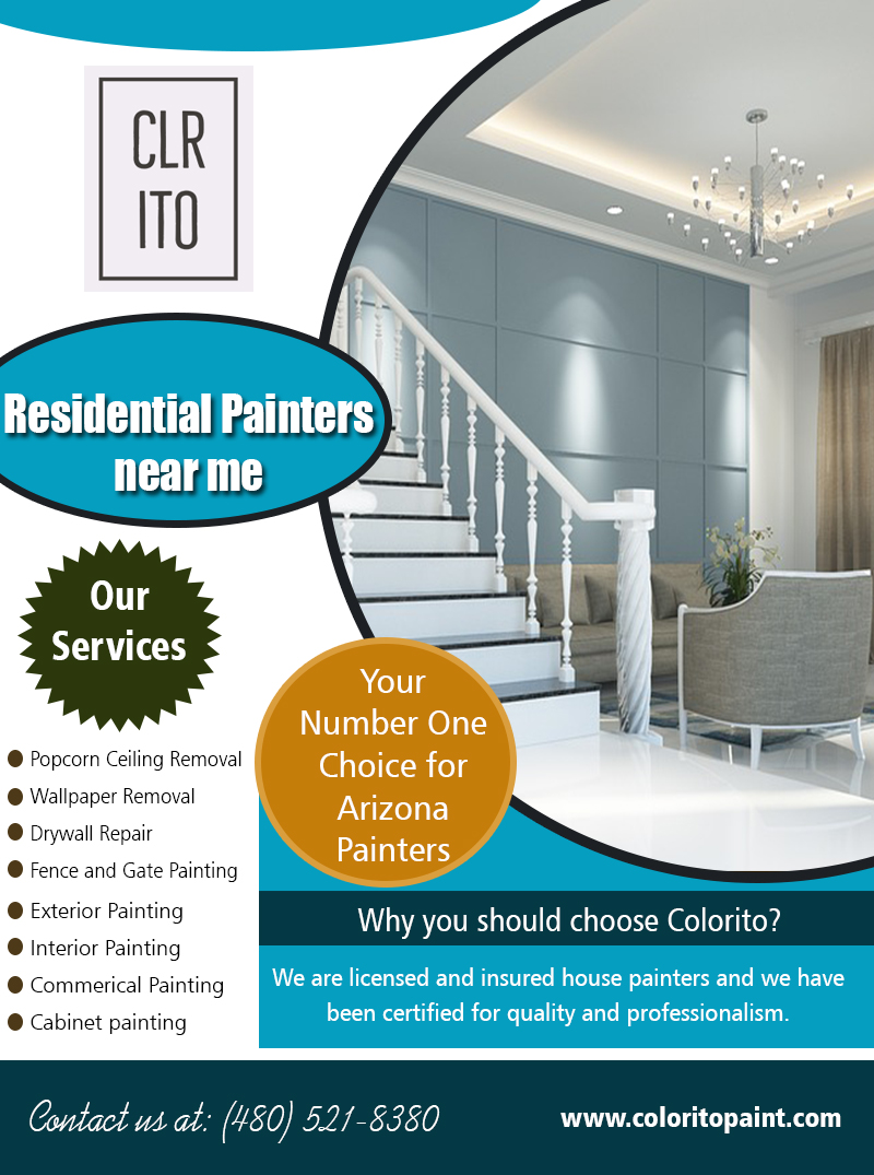 Residential Painters near me