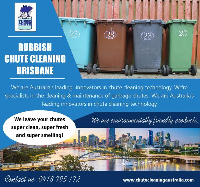 Rubbish Chute Cleaning Brisbane