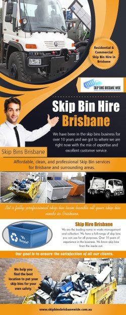 Skip Bin Hire in Brisbane   Call : 0721021262   skipbinsbrisbanewide.com.au